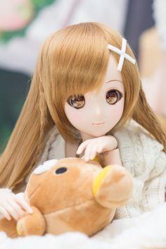 Mirai Suenaga Smart Doll by wakujay