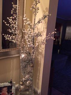 vase decor christmas decorations pinterest vases decor