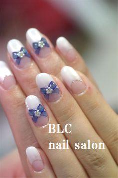 new♪オーガンジーリボン&セミナーについての画像 | 新潟市中央区万代ネイルサロン~BLC nail salon