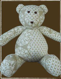 CAMEO Patchwork Bear