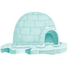 Hut Images, Arctic, Illustration, Kids Room, Nursery, Clip Art, Outdoor Decor, Cute, Teacher