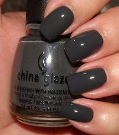 China Glaze Concrete Catwalk | #EssentialBeautySwatches | BeautyBay.com