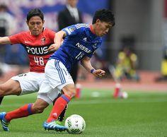 【横浜】ポジティブとネガティブの境界線――18歳のルーキーが直面する「結果」へのジレンマ   サッカーダイジェストWeb http://www.soccerdigestweb.com/news/detail/id=15659