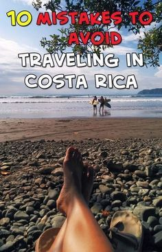 Don't Make These 13 Mistakes When Visiting Costa Rica! A list of 13 mistakes to avoid traveling in Costa Rica to have a hassle free, stress free vacation. Make sure you don't make these mistakes! Travel Advice, Travel Goals, Travel Guides, Travel Tips, Travel Hacks, Travel Packing, Voyage Costa Rica, Costa Rica Travel, Vacation In Costa Rica