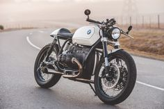 Obsession: Mark Johnston's 11th BMW is this R100RT cafe | Bike EXIF