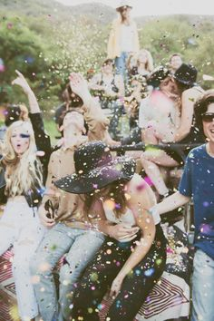 festival discovered by ♪ Flora Gomez ♚ on We Heart It Young Wild Free, Wild And Free, Party Hard, Party Time, Party Fun, Perfect Party, Summer Vibe, Summer Nights, Summer Fun