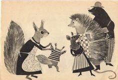 Hanna Czajkowska / Animals in clothes