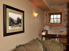 """The Room of the Past"""" is part of the original Harshbarger homestead."""
