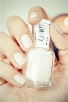 I recently bought this shade of Essie - Mademoiselle - and I LOVE it. It's the perfect shade for everyday wear.