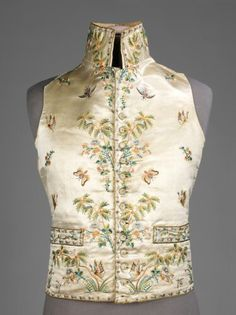 1780-1789, France, Met http://www.metmuseum.org/collection/the-collection-online/search/157540?rpp=30&pg=7&ft=waistcoat&pos=184&imgNo=0&tabName=gallery-label