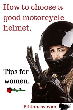 Women's motorcycle helmets: Just the facts - It can be hard to choose motorcycle helmets for women. Here's some practical advice. Pink Motorcycle, Motorcycle Couple, Womens Motorcycle Helmets, Moto Bike, Motorcycle Gear, Motorbike Girl, Motorcycle Accessories, Motorcycles In India, Honda Motorcycles
