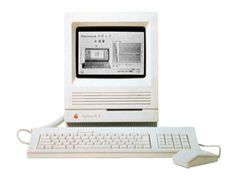 I have this one, the Macintosh SE/30 as well in the garage and plan to restore it some day to original condition.