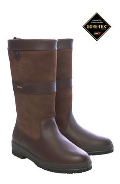These quality leather boots can be worn with skinny jeans and a Dubarry womens