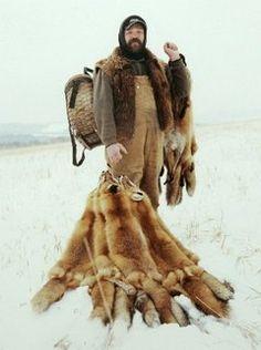 fur & lynx pelts