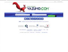 VAZUMO.COM is Ireland's 2nd Most Popular Business Search Directory, but is one of the World's most innovative, with their own Patented Search Delivery method, implemented by iPLANiT. Checkout www.vazumo.com for super-fast business search. Also see VAZUMO's mobile site developed by iPLANiT - m.vazumo.com.