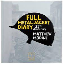 Matthew Modine's FULL METAL JACKET DIARY.