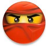 Red Ninja Ninjago - £1.00