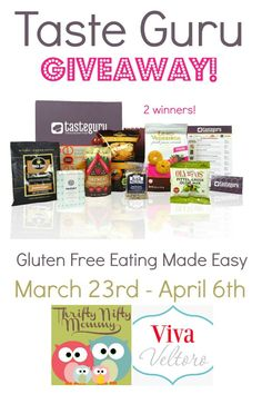 Enter to Win a Taste Guru Box! - Viva Veltoro