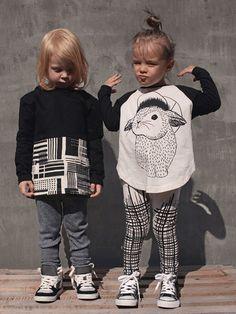 Camiseta ML tricot Pupu de Mainio