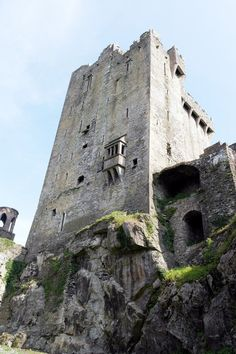 Замок Бларни.