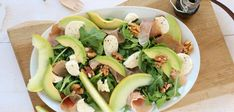 Lunch Archives - Mind Your Feed Mozzarella, Lunch Wraps, Avocado, Camping Meals, Finger Foods, Ham, Potato Salad, Zucchini, Salads