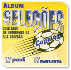 Álbum Seleções Copa 1994 Snack Recipes, Snacks, Album, Fifa World Cup, Pop Tarts, Breakfast Nook, Tapas Food, Appetizer Recipes, Appetizers