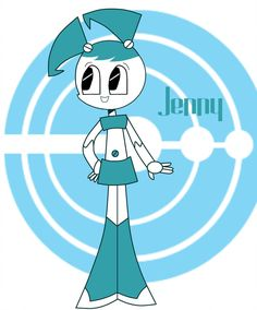Jenny- finished by Teenage Robot, Another Part Of Me, Overwatch, User Profile, Character Art, Films, Animation, Deviantart, Cartoon