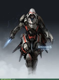 Assassins Creed Cyborg
