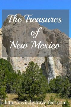 Discover the treasures of New Mexico on the off-the-beaten-path road trip. This fun, weekend travel adventure in New Mexico includes two national monuments with lots of history and regional culture.