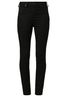 SKYLER - Jeans Slim Fit - black rinse