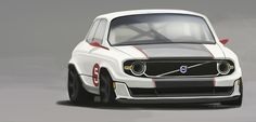 I got a good taste for Volvo's this week on our class trip. I was inspired by a race-spec Volvo 142 to do this render. I actually used an old race photo and sketched over it, trying to keep t…