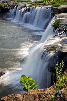 Waterfalls – Amazing Creation of Nature Part 2 - Sandstone Falls, West Virginia, United States