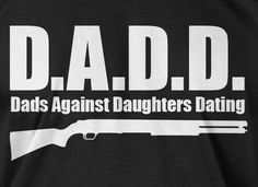D.A.D.D. Dad T-Shirt DADD Christmas Gift For Dad Father Fathers Day Tshirt T-Shirt Tee Shirt Mens Kids Geek Funny. $14.99, via Etsy.