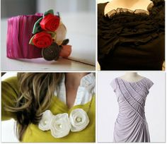 10 anthropologie inspired projects--I want to pick one and try it!