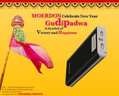 Great Gudipadwa Deal (Indian New Year) @amazonindia Get Up to 50% Off and Celebrate New Year ...........  GET OFFER : http://www.amazon.in/dp/B01KZSYOVM  #bestpowerbank #powerbank20000mah #bestpowerbank #20000mahpowerbank #powerbankoffer #powerbankprice #powerbankamazon #amazonindia #portablecharger