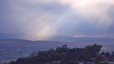 Mount Barrow, Tasmania - View From Home  Photograph © Ellen Vaman www.facebook.com/ellen.vaman1 #EllenVaman #Photography #Tasmania #Mountain #Sun #Nature #Dawn #NaturePhotography #NatureLovers #Stunning #Beauty #Colors #Awesome #Amazing #breathtaking_snaps #Australia #Trevallyn #MountBarrow