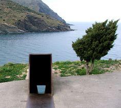 "Dani Karavan | ""Passage"" - Homage to Walter Benjamin, Portbou - Spain"
