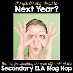 Looking Ahead Blog Hop by Room 213