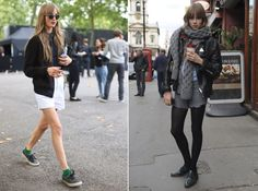 Models off duty: Edie Campbell