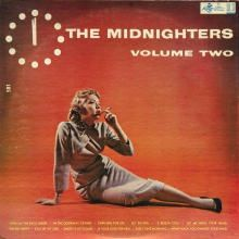 """""""Volume Two"""" (1958, King) by The Midnighters.  Group also known as Hank Ballard and The Midnighters."""