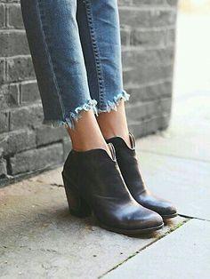 Mí obsesión, los botines