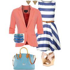 Dressy Outfit by nreaves, via Polyvore