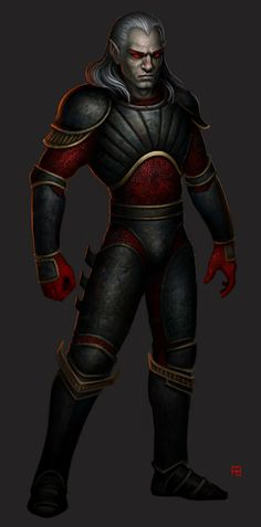 "Blood Omen: Legacy of Kain Remake of Kain from the inventory panel for the up coming Blood Omen mod titled ""Blood Omnicide"" Check out the mod at the links below:"