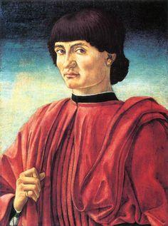 58. Portret mężczyzny, Castagno