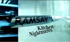 Ramsay S Kitchen Nightmares Wikipedia Kitchen Nightmares Was Only A Dream Come True 40 Of Th. Free Tv Shows, Best Tv Shows, New Shows, Crazy Kitchen, Real Kitchen, Gordon Ramsay Kitchen Nightmares, Nightmare Quotes, Tv Reviews, What Really Happened