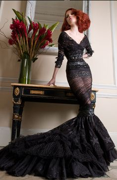Shady Zeineldine Couture 2012 Spring Collection