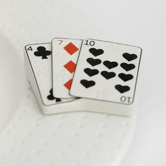 Nora Fleming - Deck of Cards Mini by Nora Fleming. $12.50