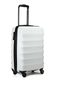 Moderna Cabin Suitcase Red - Cabin Luggage - Sale | Wardrope ...