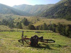 Pian Gorai #bike and #landscape Quando la stanchezza viene ripagata dal panorama! #aboutvalsangone Grazie Paolo per la foto :-) Aggiungi le tue foto della #ValSangone di #flickr nel nostro gruppo!