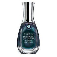 Diamond Strength Nail Colour: Black Tie